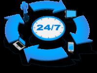 7/24 teknik destek hizmetleri,7-24 destek,destek,teknik destek